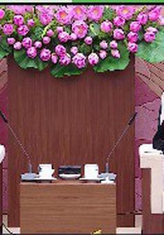 Chủ tịch Quốc hội tiếp Đại sứ Hoa Kỳ