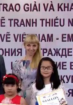 Việt - Nga tiếp tục thu hút lực lượng trẻ vào hoạt động ngoại giao nhân dân