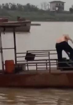Phó Thủ tướng yêu cầu xử lý nạn cát tặc tại Hưng Yên