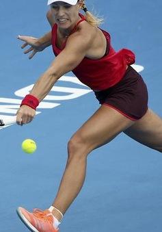 Angelique Kerber giành quyền vào bán kết Sydney International 2018