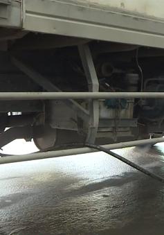 Đề xuất nâng tiêu chuẩn khí thải với xe đang lưu thông
