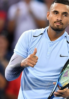 Vượt qua Ryan Harrison, Nick Kyrgios vô địch Brisbane International