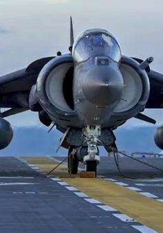Mỹ tăng cường chiến đấu cơ tàng hình đến Thái Bình Dương
