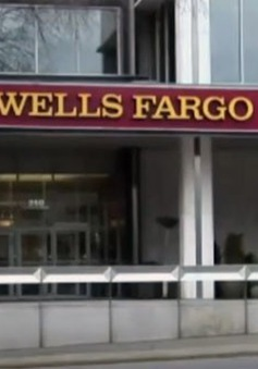 Wells Fargo đóng cửa 800 chi nhánh để cắt giảm chi phí
