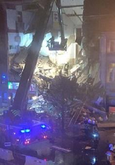 Nổ lớn ở Bỉ, ít nhất 14 người bị thương