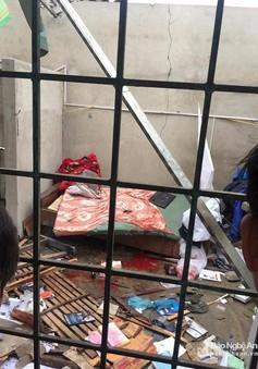 Nổ lớn tại Nghệ An, 1 người bị thương nặng