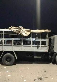 Pakistan: 7 người thiệt mạng trong vụ đánh bom xe cảnh sát