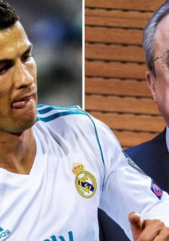 "C.Ronaldo ""xổ toẹt"" lý do chia tay Real Madrid"