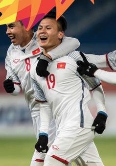 VIDEO: Pha ghi bàn tuyệt đẹp vào lưới U23 Hàn Quốc của Quang Hải