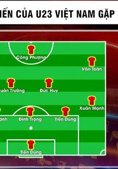 U23 Qatar - U23 Việt Nam: HLV Park Hang Seo dùng đội hình nào cho trận bán kết?!