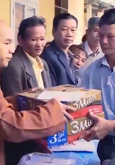 Tấm lòng của kiều bào với người dân vùng lũ Việt Nam