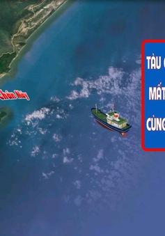 Đà Nẵng: Khẩn trương tìm kiếm tàu cá cùng 2 ngư dân mất tích trên biển