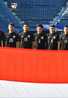 U23 Thái Lan công bố danh sách 23 cầu thủ dự VCK U23 châu Á 2018