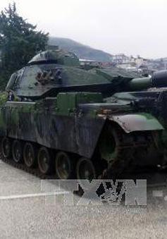Thổ Nhĩ Kỳ tấn công người Kurd ở Syria