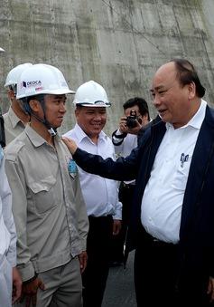 Thủ tướng Nguyễn Xuân Phúc làm việc tại Phú Yên