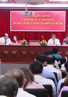 """Thủ tướng: """"Cổ phần hóa minh bạch Tập đoàn Công nghiệp Cao su Việt Nam"""""""