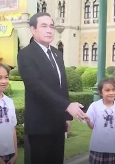 Bức hình thú vị của Thủ tướng Thái Lan Prayuth Chan-ocha