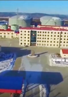 Trung Quốc giảm xuất khẩu sang Triều Tiên