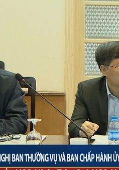 Hội nghị Ban Thường vụ và BCH Ủy ban Olympic Việt Nam lần thứ 3 khóa V