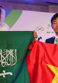 Chủ nhân HCB Olympic Toán quốc tế giành học bổng 6 tỷ đồng tới Mỹ