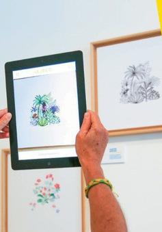 Trải nghiệm công nghệ độc đáo kết hợp với nghệ thuật tại Hà Nội