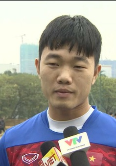 Các VĐV thể thao Việt Nam chúc mừng năm mới 2018