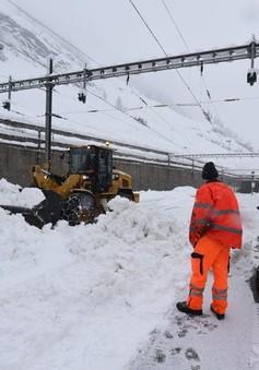 Thụy Sĩ: Khu trượt tuyết Zermatt nổi tiếng đã thoát cảnh cô lập