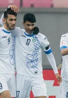 Thắng đậm U23 Hàn Quốc, U23 Uzbekistan đối đầu với U23 Việt Nam tại chung kết U23 châu Á 2018