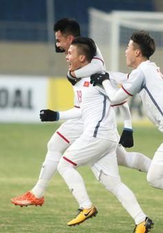 VIDEO: Tự hào với khoảnh khắc lịch sử cùng U23 Việt Nam