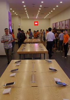Xiaomi mở cửa hàng đầu tiên tại Việt Nam
