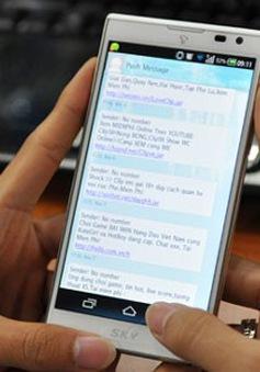 """Ngắt khuyến mãi """"khủng"""" có triệt được SIM rác và tin nhắn rác?"""