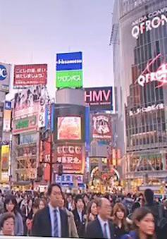 Nhật Bản: Tăng trưởng của Tokyo thấp hơn trung bình cả nước