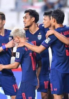 Vòng loại World Cup 2022: ĐT Thái Lan chốt danh sách đội hình gặp ĐT Việt Nam tại Mỹ Đình