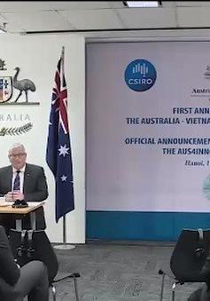 Việt Nam - Australia bắt tay phát triển đổi mới sáng tạo