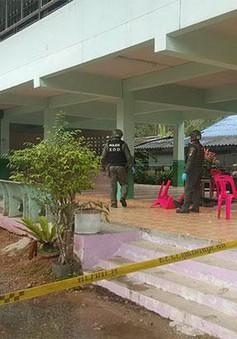 Xả súng tại trường học ở Thái Lan, 4 người thiệt mạng