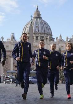Vatican thành lập đội tuyển điền kinh
