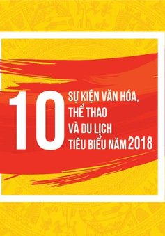 3 sự kiện thể thao lọt top 10 sự kiện văn hóa, thể thao và du lịch nổi bật năm 2018
