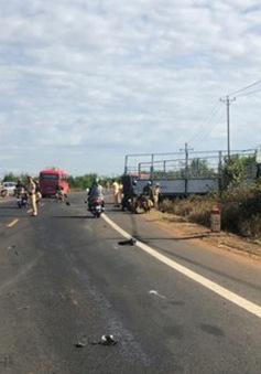 Tai nạn giao thông đặc biệt nghiêm trọng ở Gia Lai, 3 người thiệt mạng