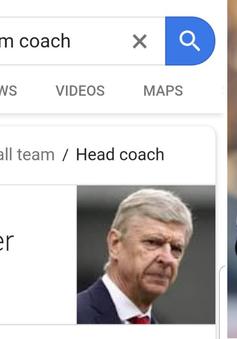 Arsene Wenger bất ngờ trở thành HLV ĐT Thái Lan trên ... Google