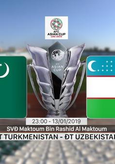 VIDEO Highlight tổng hợp trận đấu ĐT Turkmenistan 0-4 ĐT Uzbekistan (Bảng F)