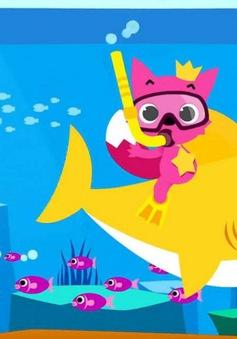 """Ca khúc thiếu nhi """"Baby Shark"""" lọt vào bảng xếp hạng Billboard"""