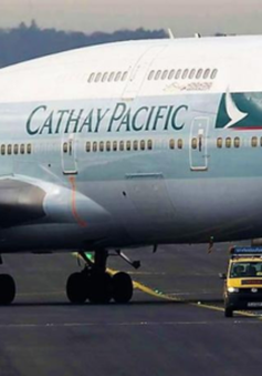 Cathay Pacific bán nhầm vé hạng nhất giá rẻ