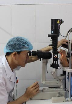 Hải Dương: Bệnh đau mắt đỏ có chiều hướng gia tăng