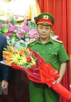 Khen thưởng ban chuyên án phá vụ cướp táo tợn tại Đà Nẵng