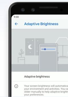 Android 9 Pie cho phép cài đặt lại độ sáng và tiết kiệm pin phù hợp hơn