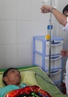 Nút mạch điều trị dò xoang hang phức tạp