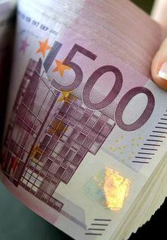 Đồng EUR tăng giá sau khi ECB hoãn tăng lãi suất