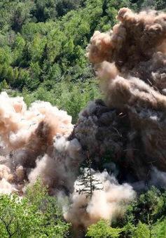 Vụ thử hạt nhân năm 2017 của Triều Tiên đến nay vẫn gây động đất