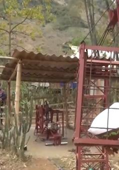 Đầu tư hệ thống cáp treo 2 chiều ở Tuần Giáo, Điện Biên