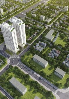Đầu năm, bất động sản phía Nam Hà Nội hút khách